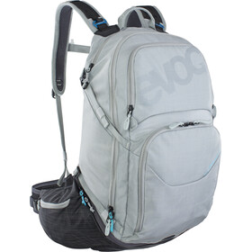 EVOC Explr Pro Mochila Technical Performance 30l, silver/carbon grey